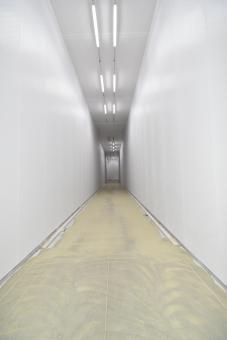 GLASBORD sur plaque isolante pour laboratoire