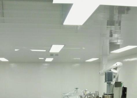lames de plafond M1 pour cuisine
