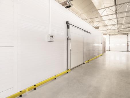 Protection de panneaux isothermes