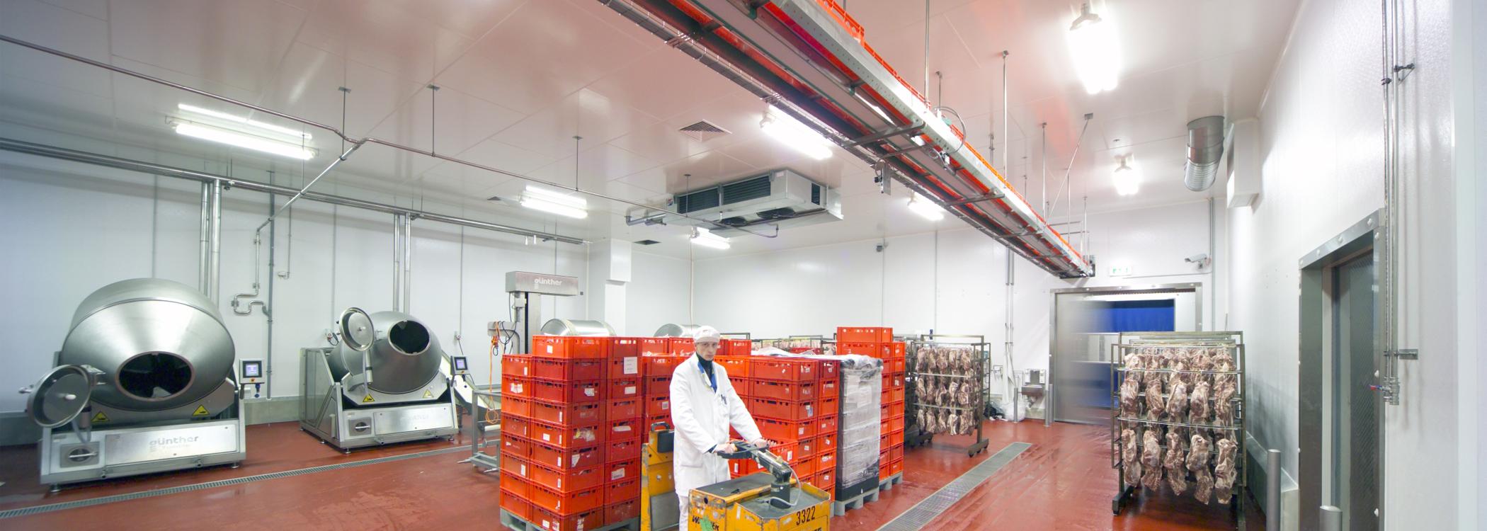Revêtement pour mur et plafond en PVC