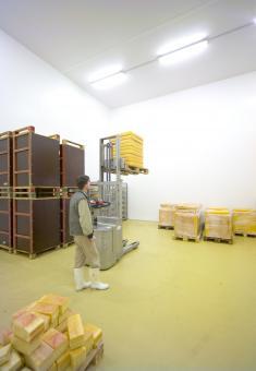 solution murale pvc pour industrie