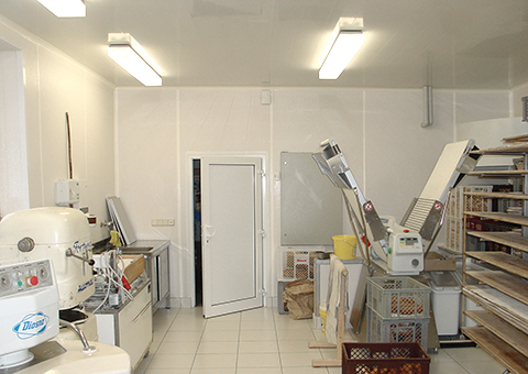 renovation laboratoire de transformation alimentaire