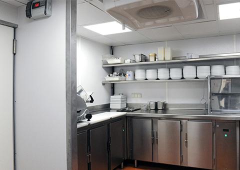 renovation cuisine aux normes alimentaires
